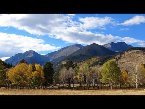 Colorado Timelapse 4K UHD Sony AX53 in Rocky Mountain National Park