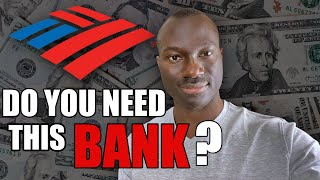 Why I Still Have my Bank of America Checking Account