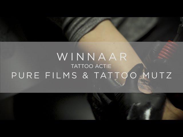 Winnaar van onze Tattoo actie
