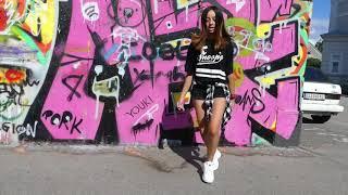 Shuffle Dance - Pumped up kicks  Hanna Ristovski