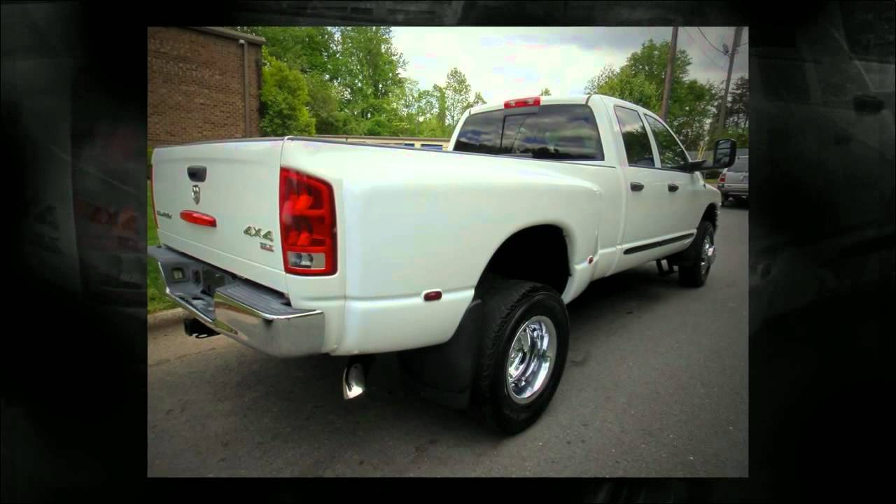 diesel trucks for sale in nc dodge 3500 manuel diesel youtube. Cars Review. Best American Auto & Cars Review