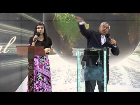 12-11-14 The Sadness of Rejecting the Opportunity (Rev. Samuel Mejia - Sister Elisabet Sanchez)