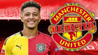 How Manchester United Can SURVIVE Without Jadon Sancho!