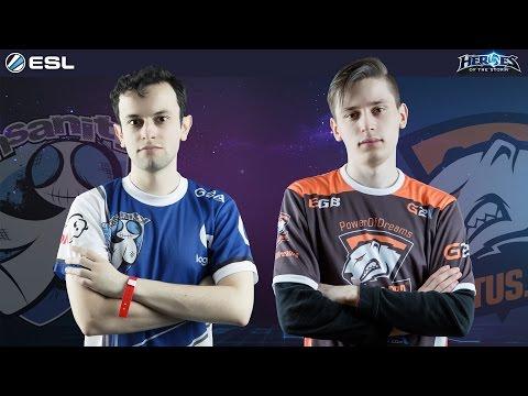 VP vs mYi - HSGC Katowice Playoffs - G3