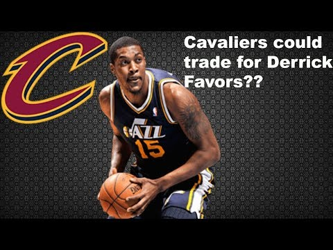 Cavaliers considering a trade for Derrick Favors