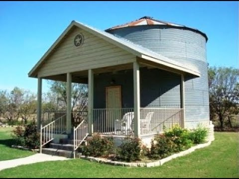 Grain Silo Tiny House