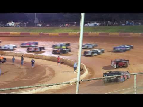 Carolina clash start main event friendship speedway 9/10/16