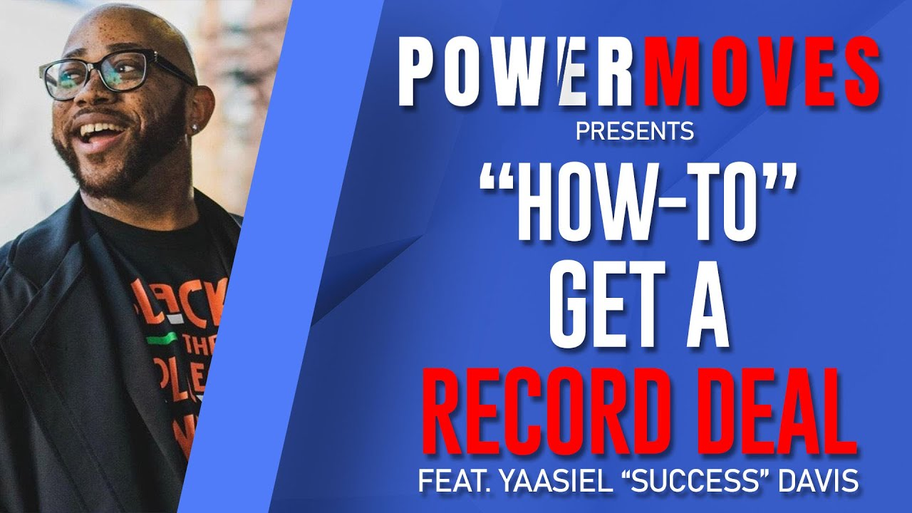 How To Get a Record Deal