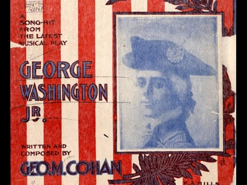 George M. Cohan: Grand Old Flag - Original 1906 Piano Score