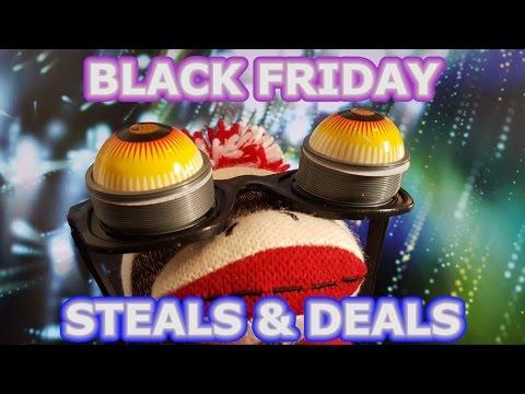 Black Friday Haul (Broke Man Edition!)