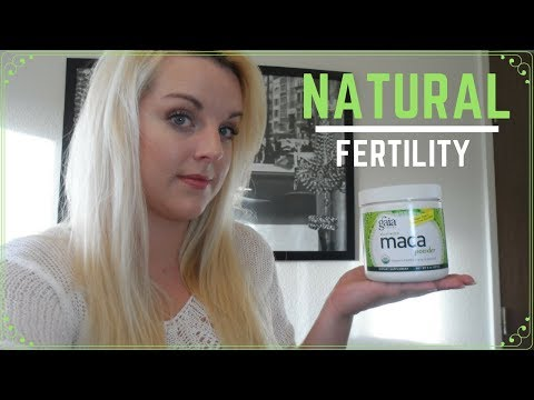 First Cycle TTC Naturally! Maca Root, Spirulina and Coconut Oil