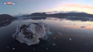 الاحتباس الحراري يهدد هذا الجمال بالقطب الشمالي