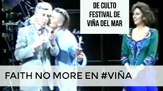 Faith No More en el Festival de Viña 1991  / 60 Momentos de Culto #VIÑA #CHILE
