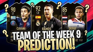 AGGREGATE TOTW 9 PREDICTIONS! MAKE COINS? FIFA 19 Ultimate Team