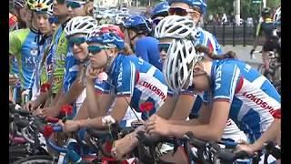 В Курске завершился чемпионат России по велоспорту