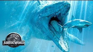 Can The Mosasaur Escape The Island? | Jurassic World Fallen Kingdom