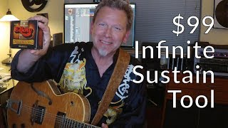 $99 Infinite Sustain Tool - EBow - Guitar Discoveries #20