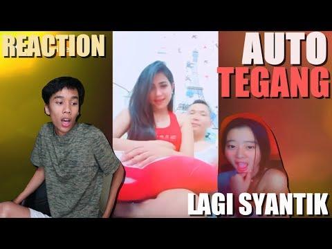 REACTION KE GOYANG LAGI SYANTIK !! SEXY HOT BANGET ? - React