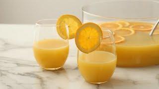 Holiday Citrus Punch - Martha Stewart