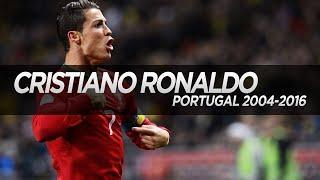 Cristiano Ronaldo ● Portugal 2004-2016 ● Best Skills & Goals