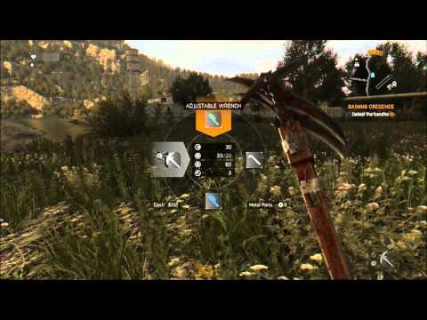Dying Light the Following How to Defeat the Bandits Part 1