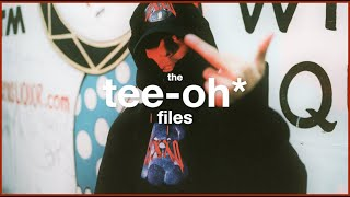 """the tee-oh* files: """"visuals"""" [episode 1]"""