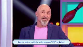 Strike avec Vincent Lagaf Fabienne Carat et Patrick Bosso 17-10-2018