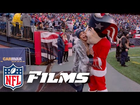 Katie Nolan's VIP Christmas Eve Trip to Patriot Fan Heaven | NFL Films Presents