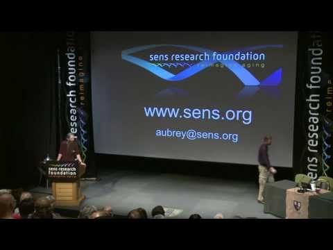 SENS6: Reimagine Aging Conference Video