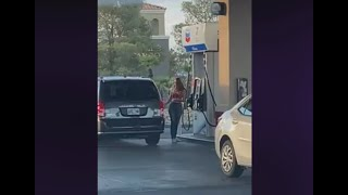 Funny Girl Fails#14 Failure at the Pump