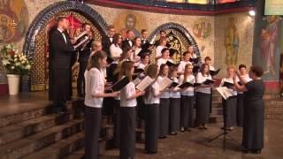 Hajnowskie Dni Muzyki Cerkiewnej'2016 - Chór parafii prawosławnej ,Siemiatycze (Polska)