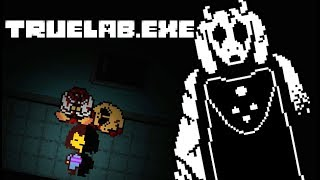 THE SCARIEST UNDERTALE GAME EVER MADE!! | TrueLab.EXE