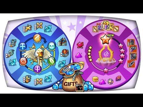 Idle Heroes - I got a 10 STAR HERO in under 1 HOUR!  ( 260 Heroics, 120 Prophet Orbs, 600  Casino)