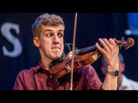 Charlie Stewart - Winner - BBC Radio Scotland Young Traditional Musician 2017
