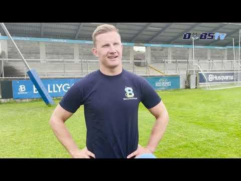 Ciarán Kilkenny chats to DubsTV, as Ballygowan announce renewal of partnership with Dublin GAA