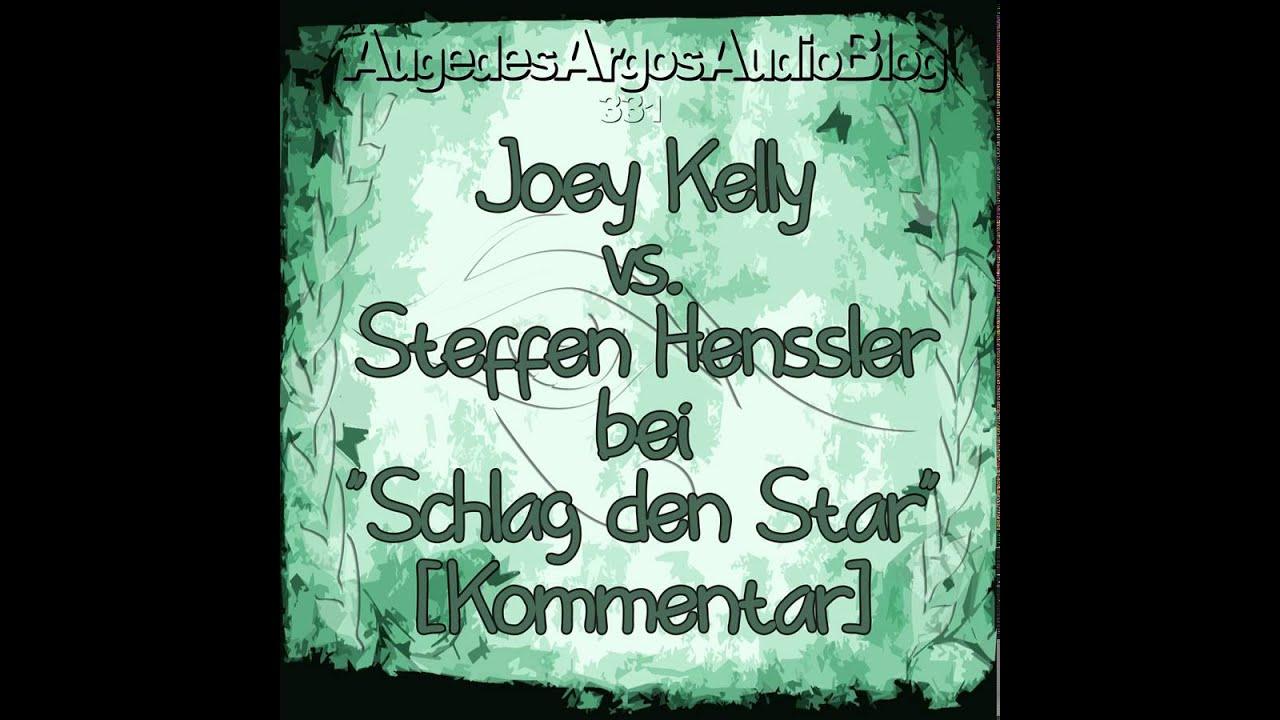 Joey Kelly Vs Steffen Henssler Bei Schlag Den Star Kommentar