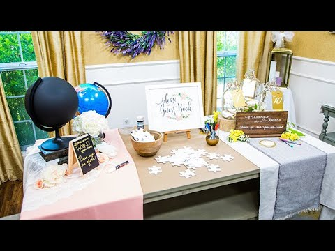 Diy Wedding Guest Book Ideas Home Family