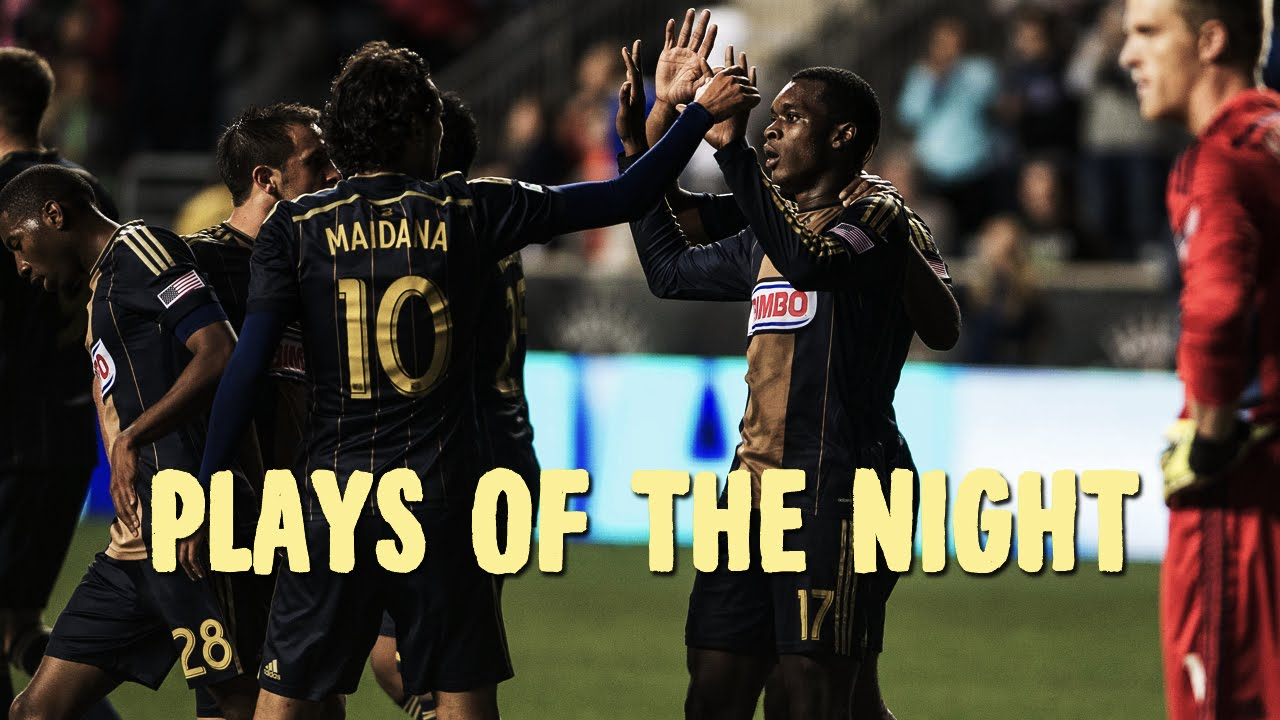 Download Nifty cutbacks and great team play highlight Week 32 | Plays of the Night