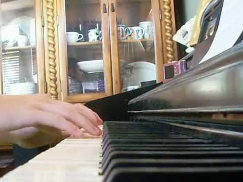 Blink 182  Adams Song Piano