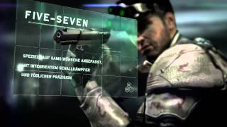 Splinter Cell Blacklist - Sam Fisher