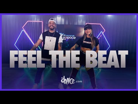 Feel The Beat - Black Eyed Peas Maluma  FitDance Life  Choreography Dance