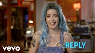 Halsey - ASK:REPLY (Vevo LIFT)