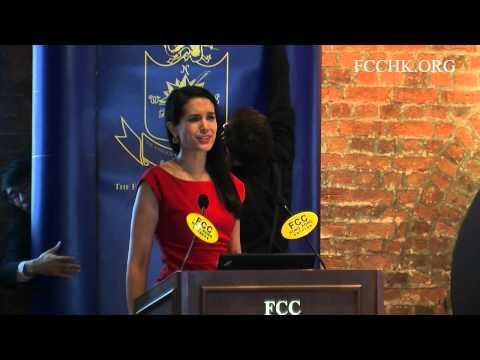 2014.05.23 - Women's Empowerment Journalism Awards