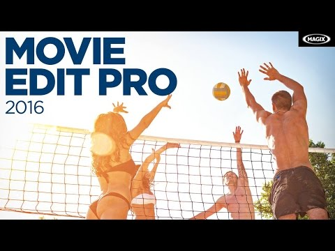 MAGIX Movie Edit Pro 2016 – Introductory video tutorial (INT)