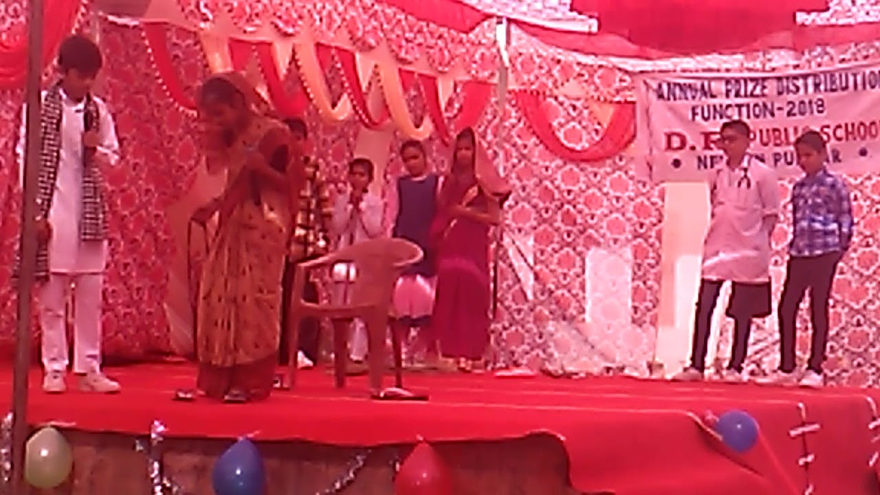 decoration for stage in school function