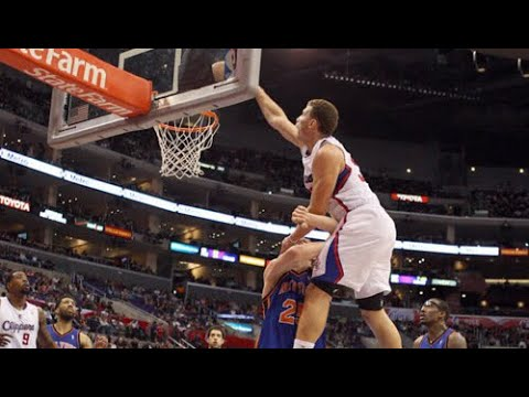 "Best NBA ""Thrunks"" (Throw-In Dunks)"