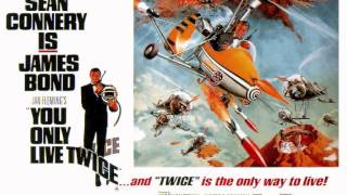 James Bond you only live twice soundtrack
