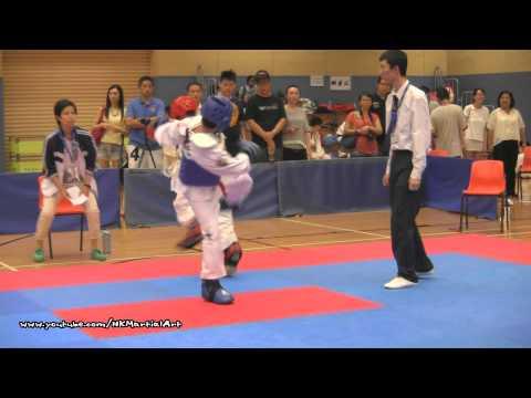 Hong Kong ITF Match 2014 - Footage 1