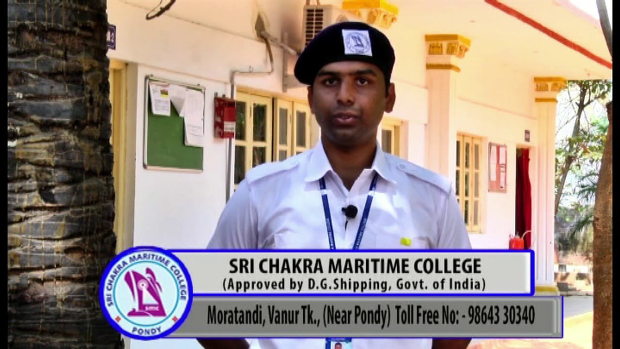 Welcome | Sri Chakra Maritime College