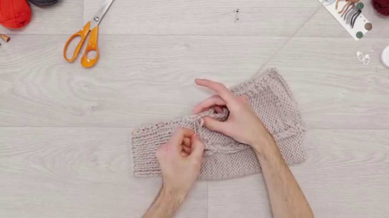 phildar au tricot diy tricoter un manteau pour chien youtube. Black Bedroom Furniture Sets. Home Design Ideas